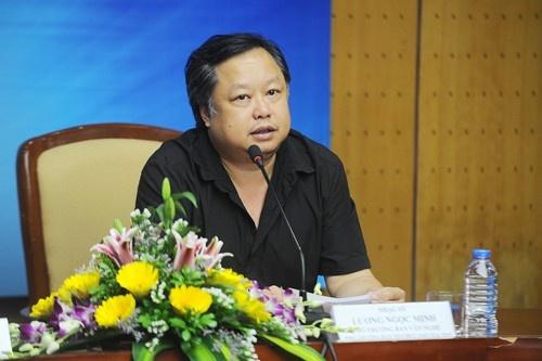 Nhac si Luong Minh dot ngot qua doi o tuoi 49 hinh anh