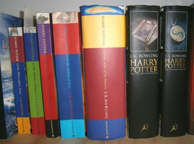 Nhung ban 'Harry Potter' gia tri nhat the gioi hinh anh