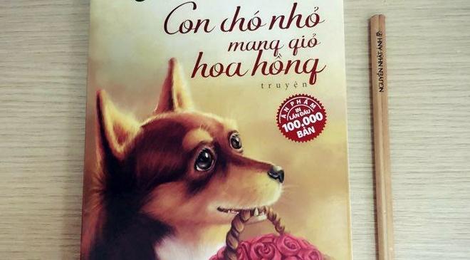 'Chu cho nho mang gio hoa hong': The gioi loai vat sinh dong hinh anh