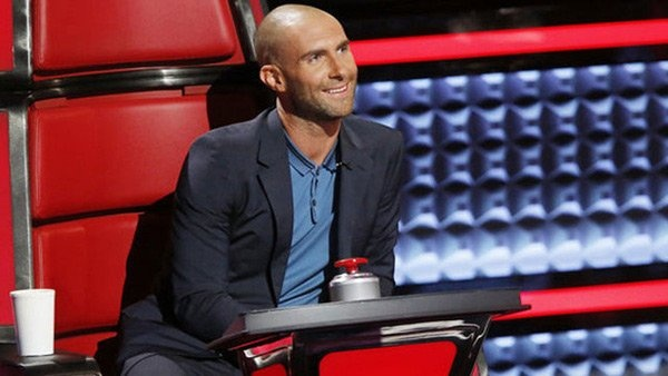 Adam Levine nghi The Voice anh 1