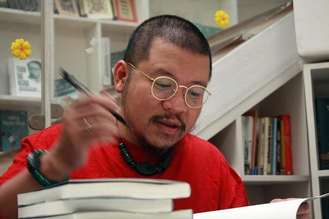 Luu Son Minh: 'Dung bia dat de viet tieu thuyet lich su' hinh anh
