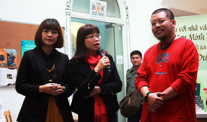 Luu Son Minh: 'Dung bia dat de viet tieu thuyet lich su' hinh anh 3