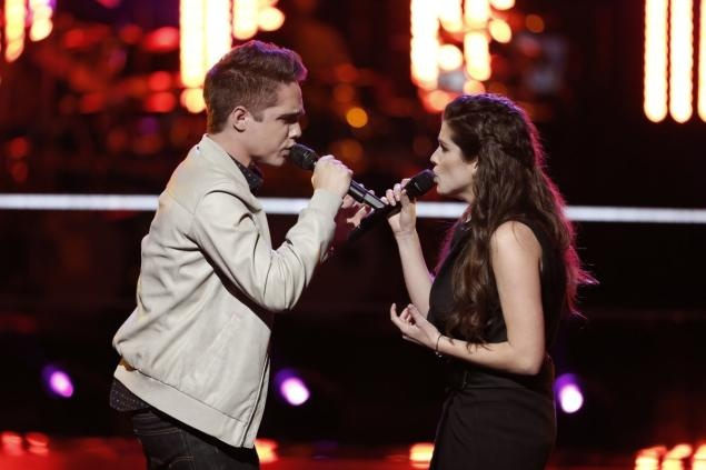 The Chain - Brittany Kennell ft Trey O'dell (The Voice Us season 10) hinh anh