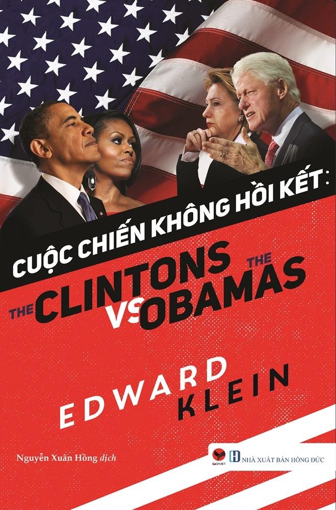 Bi mat dang sau moi quan he 2 gia dinh Obamas va Clintons hinh anh 1