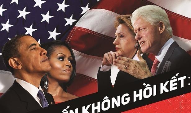 Bi mat dang sau moi quan he 2 gia dinh Obamas va Clintons hinh anh