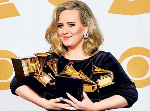 Adele tam dung ca hat khoang 5 nam? hinh anh
