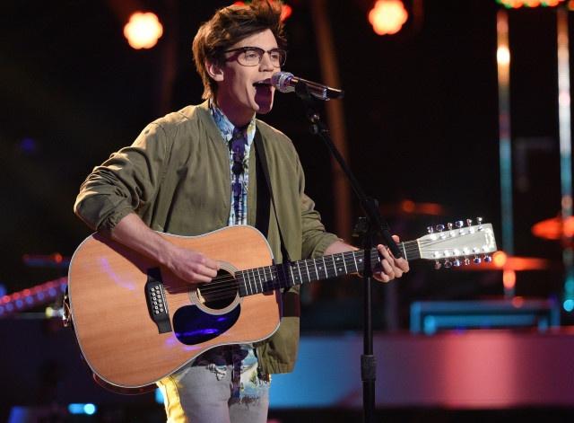 Thi sinh American Idol canh tranh sat nut o vong thi ban ket hinh anh
