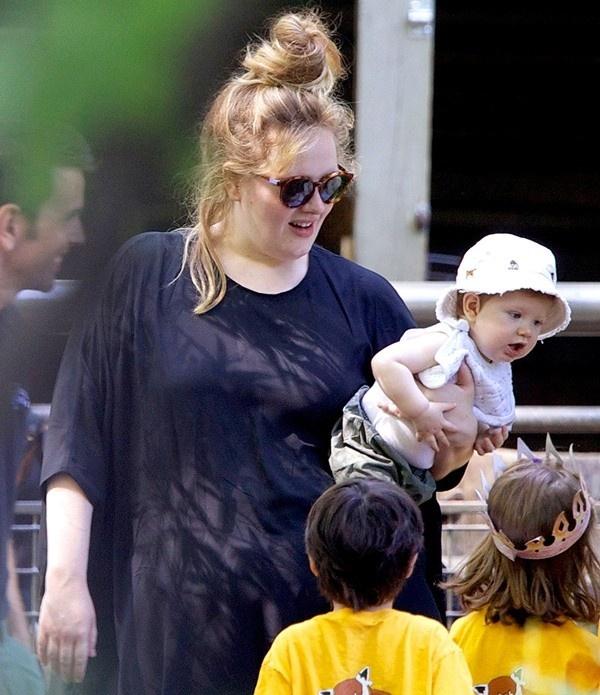 Adele tam dung ca hat khoang 5 nam? hinh anh 1