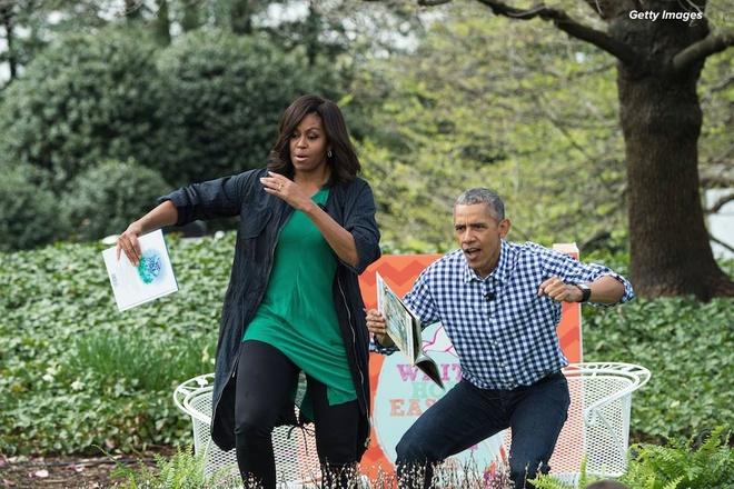 tong thong Obama doc sach cho thieu nhi anh 1