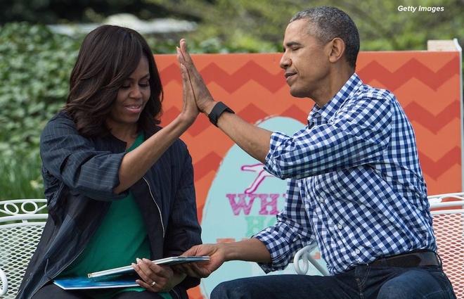 tong thong Obama doc sach cho thieu nhi anh 2
