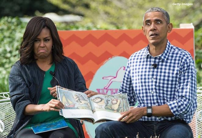 tong thong Obama doc sach cho thieu nhi anh 3
