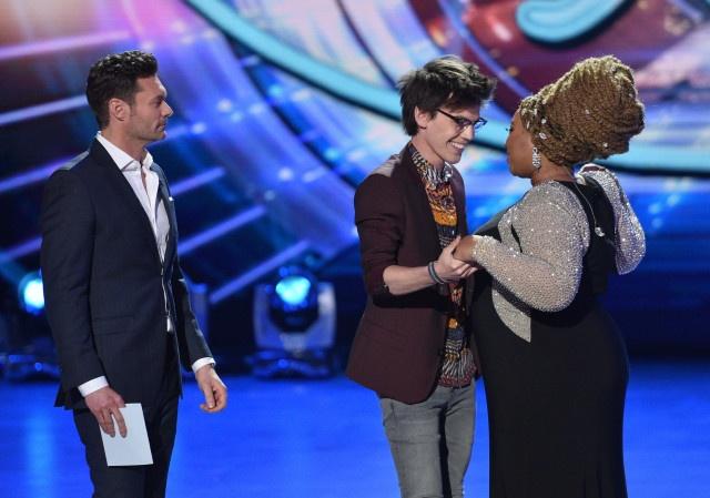 Lo dien 3 thi sinh vao chung ket American Idol mua cuoi hinh anh 1