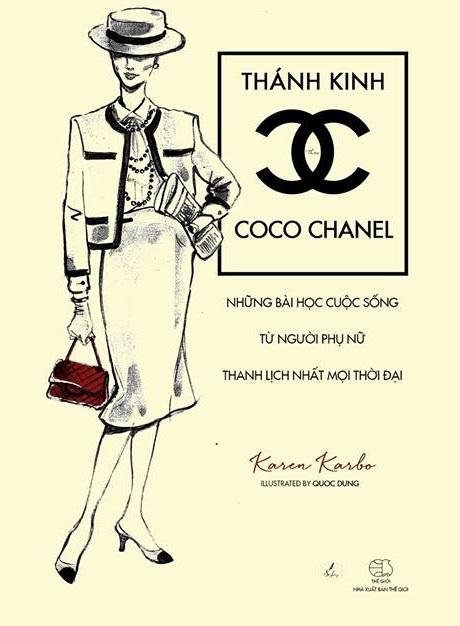 'Thanh kinh Coco Chanel' - Sach goi dau giuong ve phong cach hinh anh 1