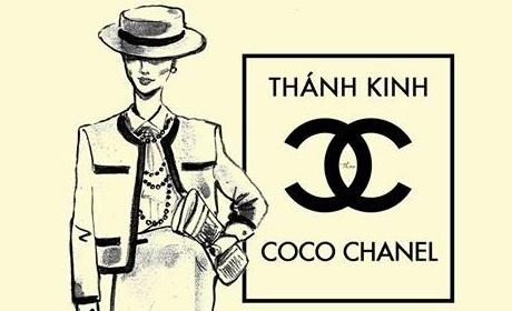 'Thanh kinh Coco Chanel' - Sach goi dau giuong ve phong cach hinh anh