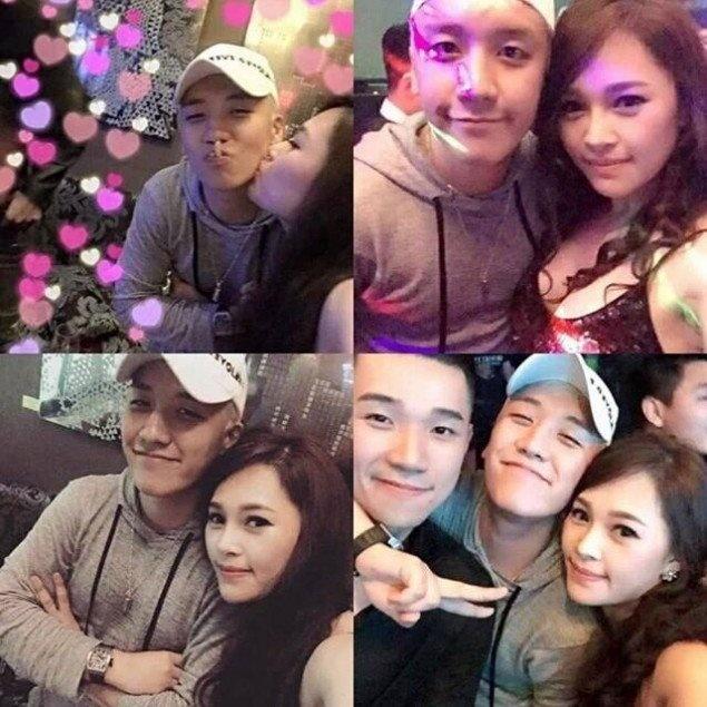 Nu DJ Viet xinh dep than mat voi Seungri len bao Han Quoc hinh anh 2