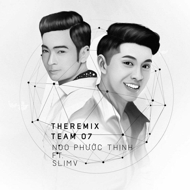 Noo Phuoc Thinh Team - The Remix 2016 hinh anh