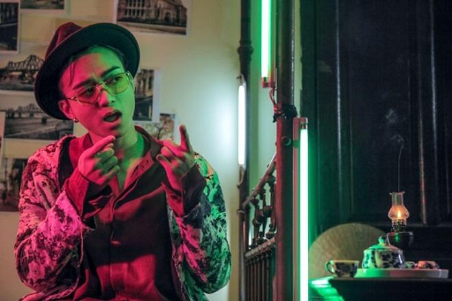 Chum ca khuc The Remix cua Soobin Hoang Son hinh anh