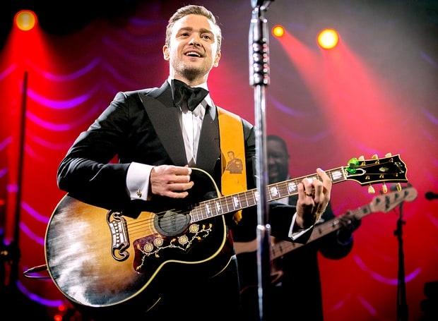 Justin Timberlake ra ca khuc moi hinh anh