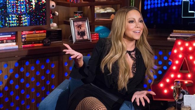 Mariah Carey tiep tuc 'da xeo' Jennifer Lopez va Nicki Minaj hinh anh 1