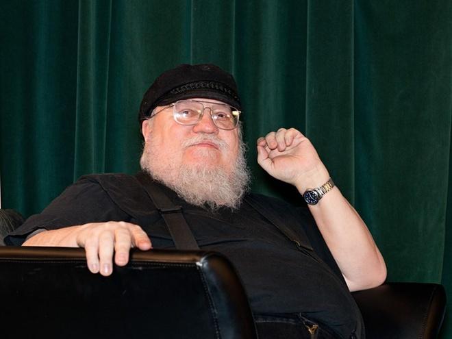 Tac gia 'Game of Thrones' giai thich ly do khai tu nhan vat hinh anh 1