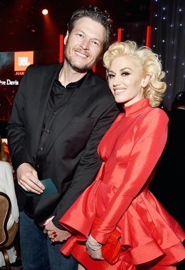 """Gwen Stefani va Blake Shelton se """"khoa moi"""" cong khai? hinh anh 1"""