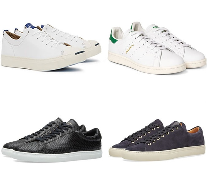 Meo dien giay sneakers voi suit di lam cho nam gioi hinh anh 6