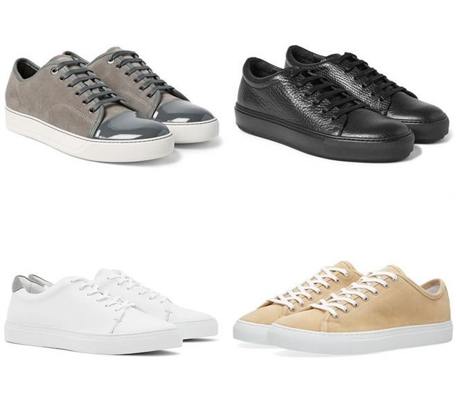Meo dien giay sneakers voi suit di lam cho nam gioi hinh anh 4