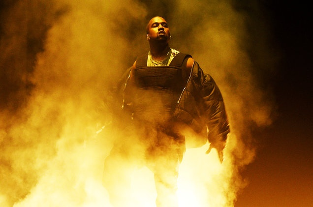 Kanye West bi kien vi an cap nhac hinh anh