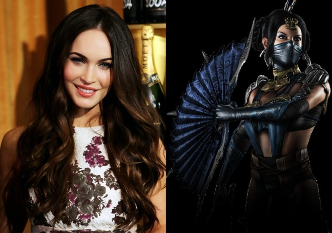 Megan Fox muon tham gia du an 'Mortal Kombat' hinh anh