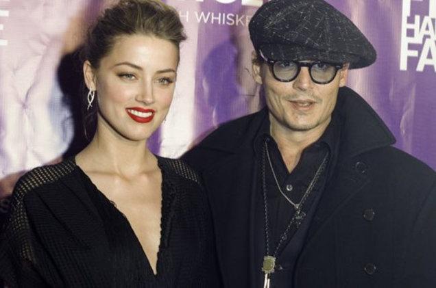 Nu dien vien luong tinh de don ly di Johnny Depp hinh anh