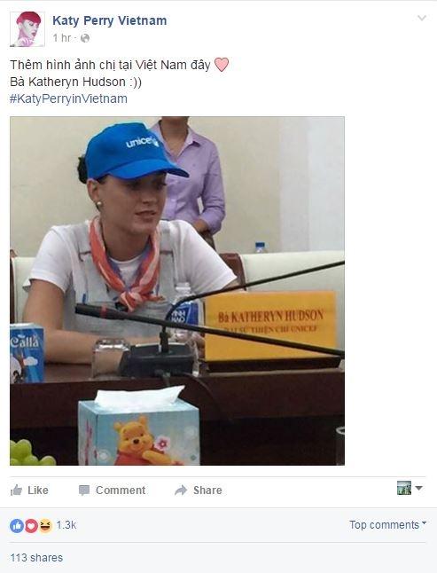 Katy Perry dang co mat tai Ninh Thuan hinh anh 1