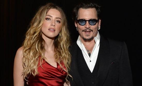 Vo cu de doa tong tien Johnny Depp truoc khi de don ly di hinh anh