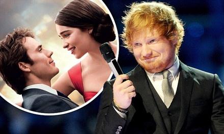 Ed Sheeran bi kien 20 trieu USD vi nhac phim 'Me Before you' hinh anh