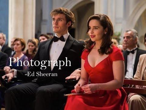 Photograph - Ed Sheeran (soundtrack Me Before You) hinh anh