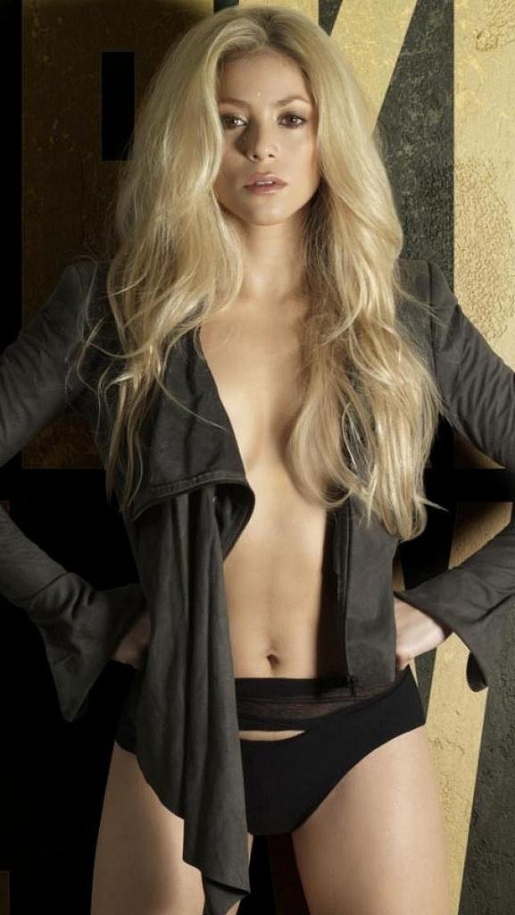 Shakira - Nang WAG xinh dep va tai nang cua Gerard Pique hinh anh 2