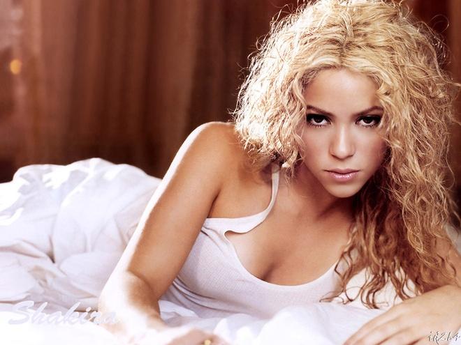 Shakira - Nang WAG xinh dep va tai nang cua Gerard Pique hinh anh 4