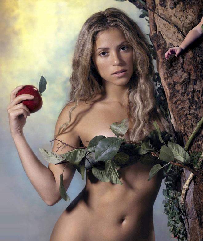 Shakira - Nang WAG xinh dep va tai nang cua Gerard Pique hinh anh 1