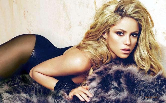 Shakira - Nang WAG xinh dep va tai nang cua Gerard Pique hinh anh