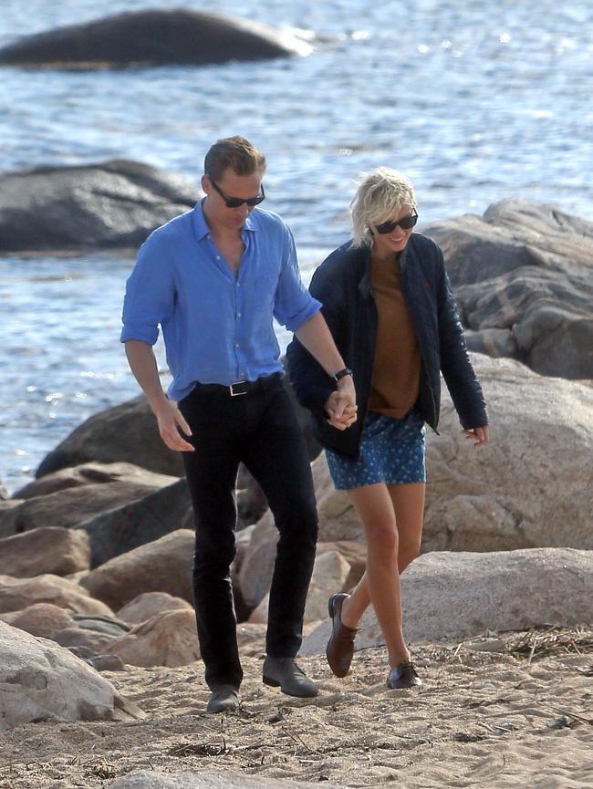 Tom Hiddleston se ra sao trong bai hat cua Taylor Swift? hinh anh 1