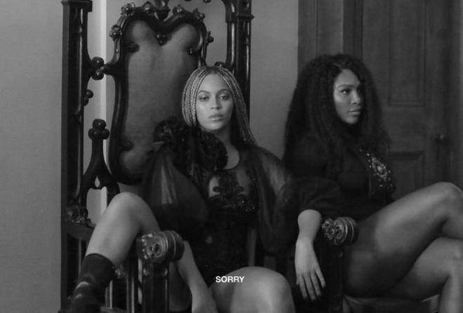 Beyonce tung MV ca khuc to chong ngoai tinh hinh anh