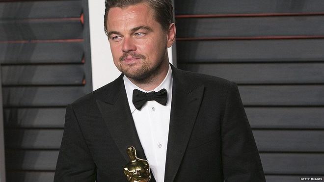 Hang nghin nguoi phan doi vai dien moi cua Leonardo DiCaprio hinh anh