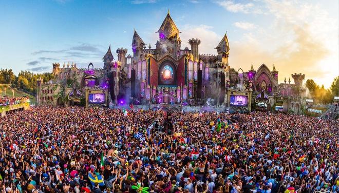 Tomorrowland se den Thai Lan hinh anh