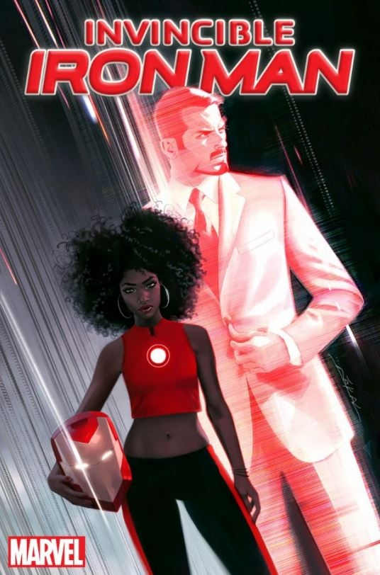 Marvel bien Iron Man thanh nu sieu anh hung da mau hinh anh 1