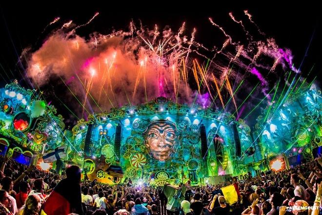 Thong tin Tomorrowland den Thai Lan chi la su hieu nham hinh anh 1