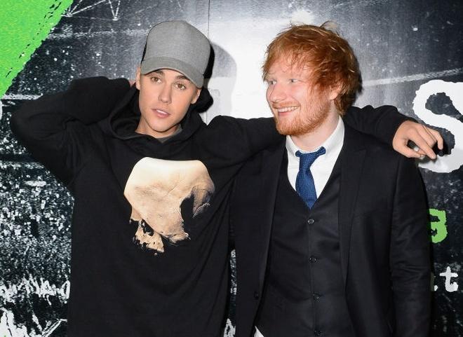 Justin Bieber che MV khoa than cua Kanye West hinh anh