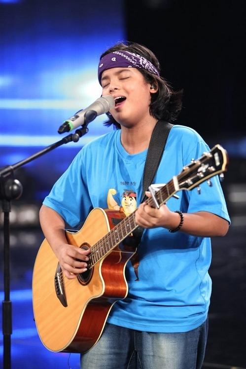 Man ngau hung cua ung vien Idol Kids va than dong danh trong hinh anh 3