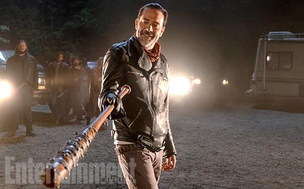 Tiet lo nhung hinh anh dau tien cua 'The Walking Dead' mua 7 hinh anh