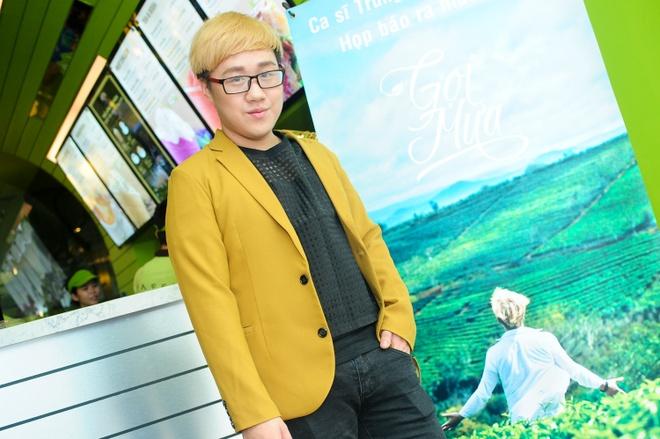 Trung Quan Idol ra mat MV 'Goi mua' hinh anh