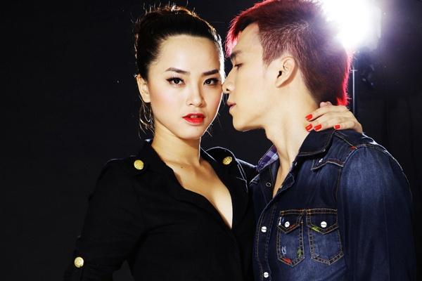 Ban gai moi cua Tien Dung bi nem da vi MV cua Hai Bang hinh anh