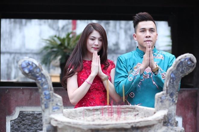 Ban gai moi cua Tien Dung bi nem da vi MV cua Hai Bang hinh anh 2 Người yêu mới của Tiến Dũng là bạn diễn trong MV do chính Hải Băng giới thiệu.